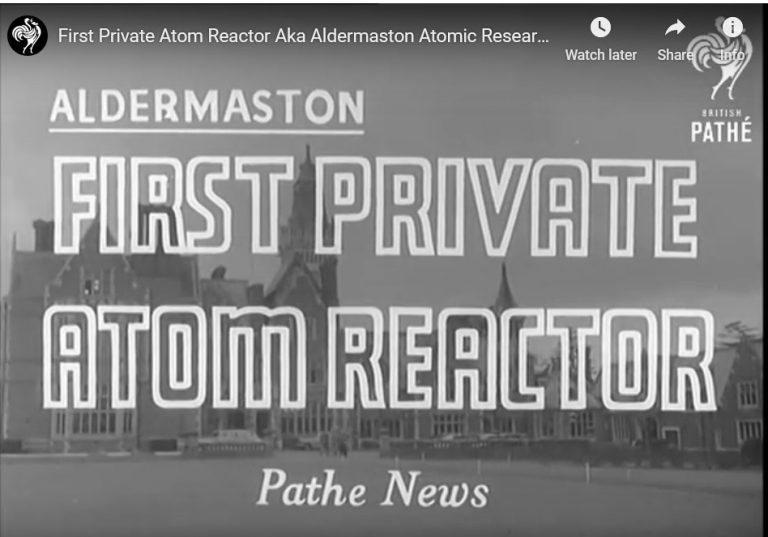 First Private Atom Reactor