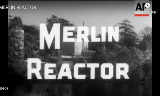 Merlin Reactor, Aldermaston