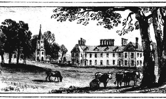 Aldermaston Manor pre-1843