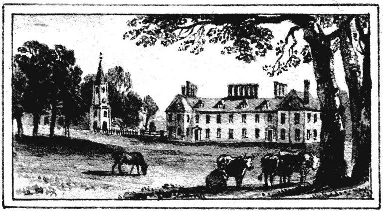 Aldermaston Manor pre-1843