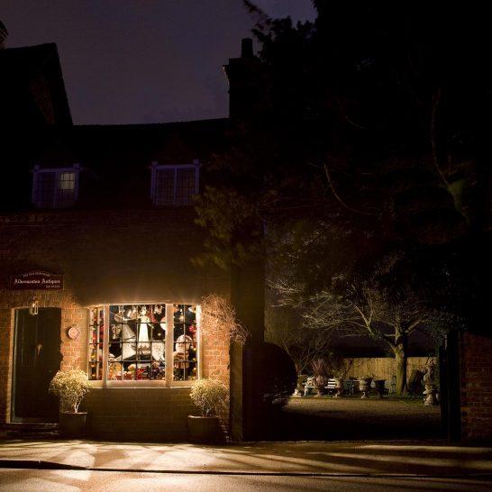 Aldermaston Antique shop | Peter Oldridge