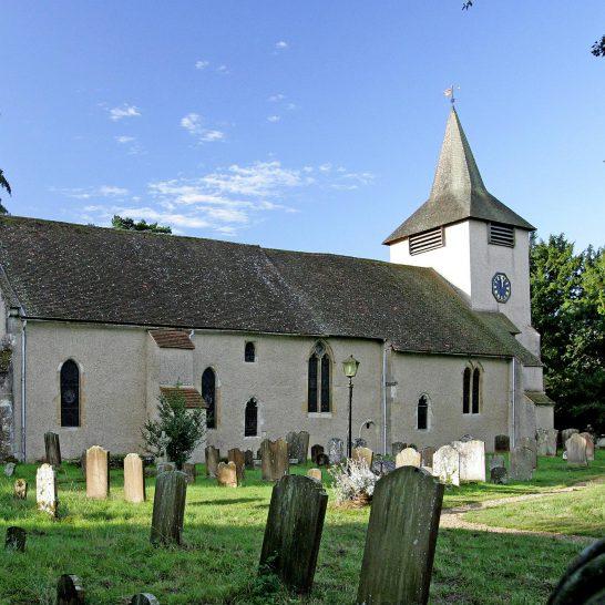 St. Mary's Church, Church Road, Aldermaston | Peter Oldridge
