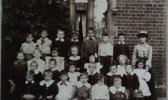 Old Aldermaston School Photos