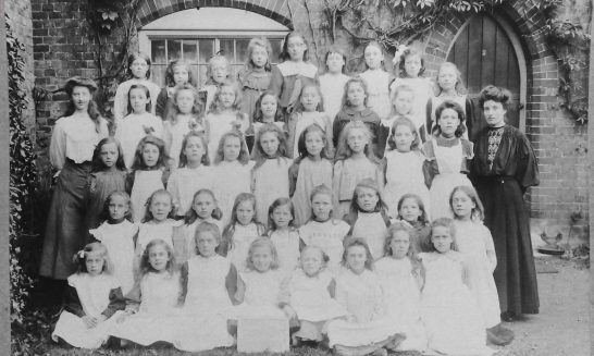 Aldermaston School Photograph