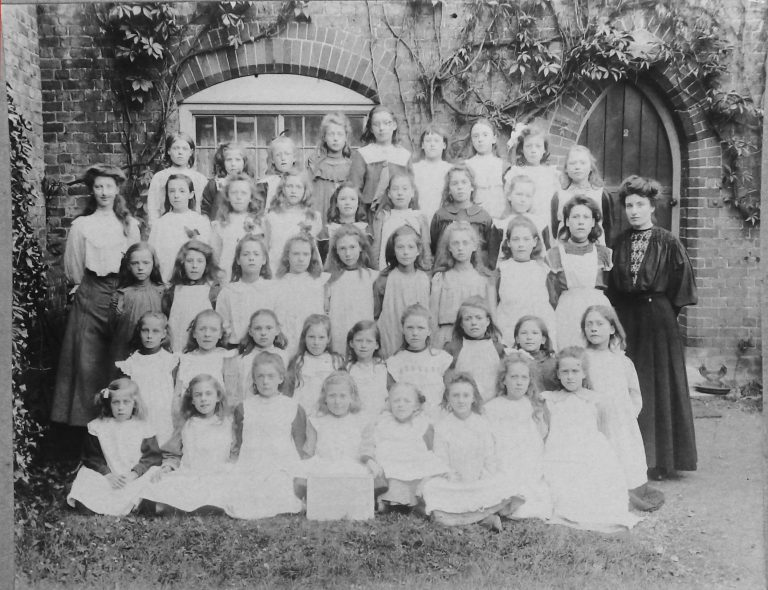 Aldermaston School Photograph