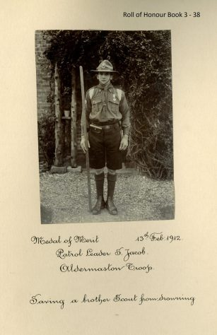 Patrol Leader S Jacob