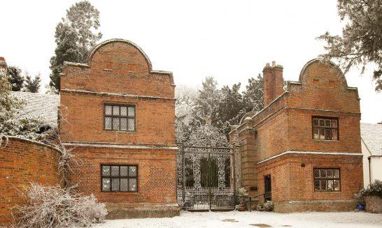 Lodge Houses, Aldermaston Court