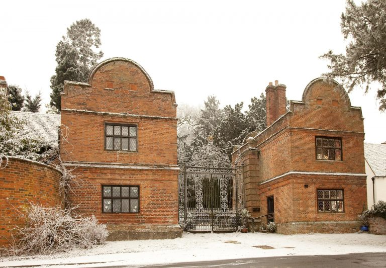 Lodge Houses, Aldermaston Court