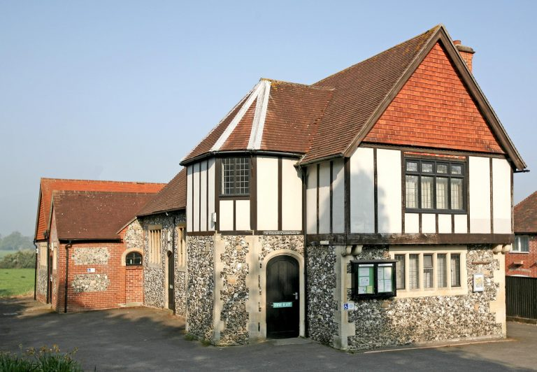 Parish Hall, Aldermaston