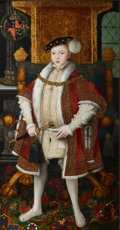 King Edward VI | © National Portrait Gallery, London