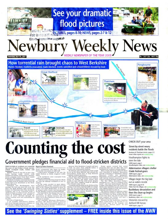 Counting the cost | Newbury Weekly News