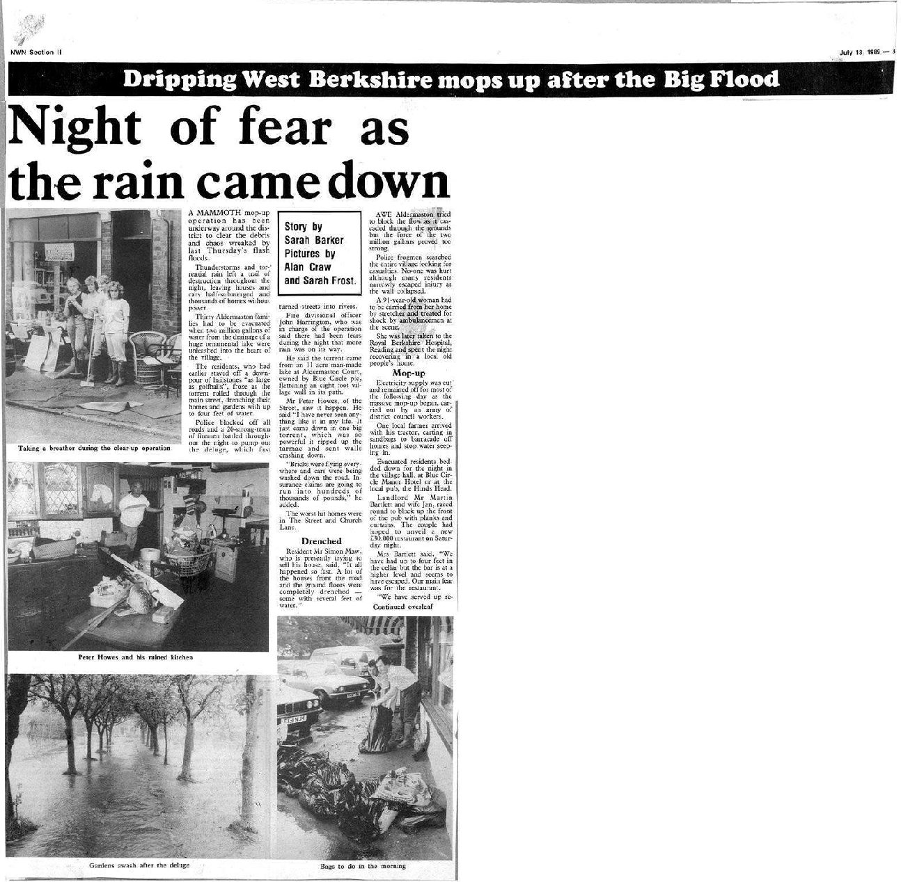 Newbury Weekly News, July 13, 1989