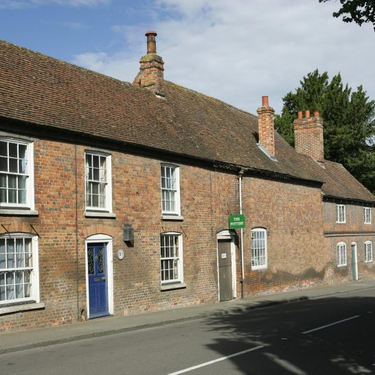 The Pottery, The Street, Aldermaston