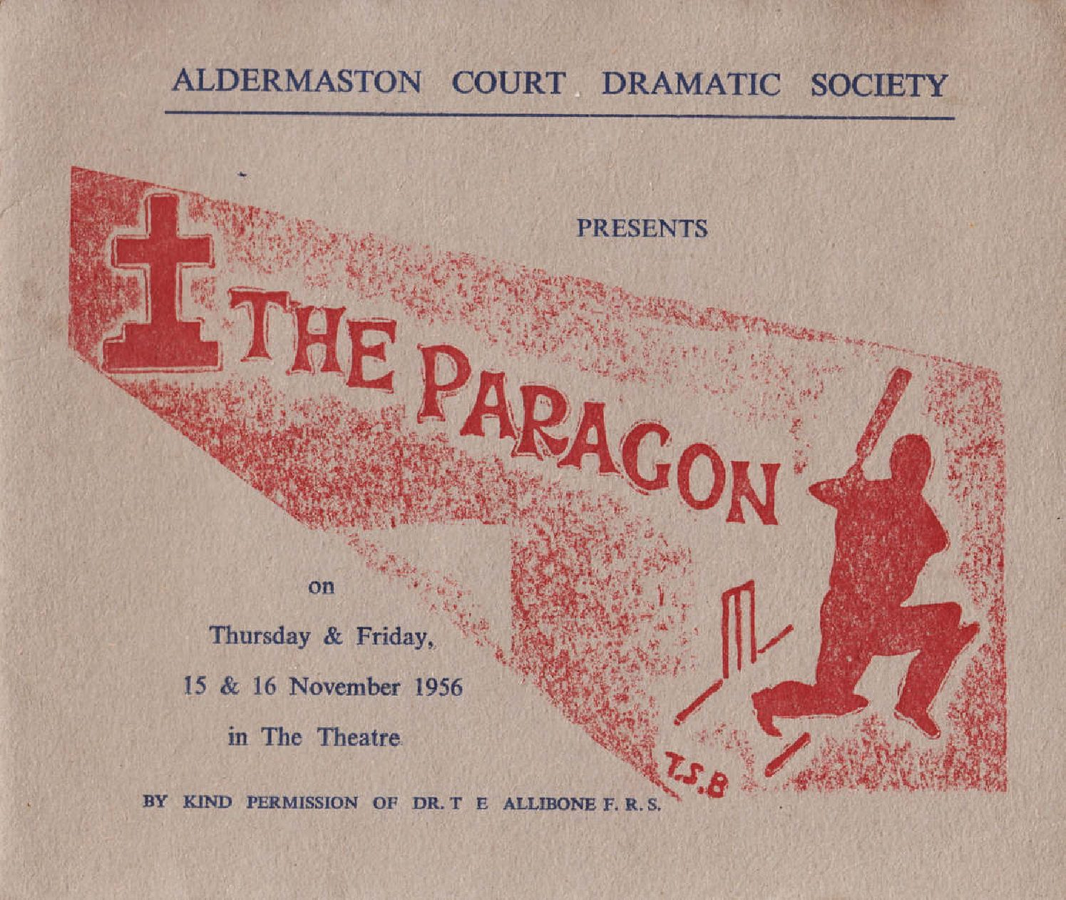 Aldermaston Court Drama Society