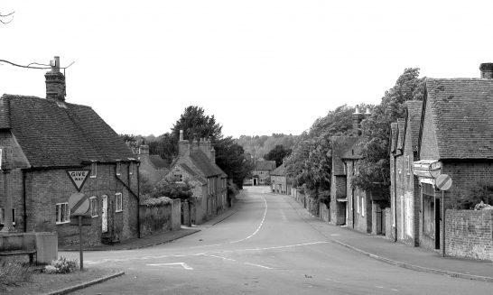 The Street, Aldermaston