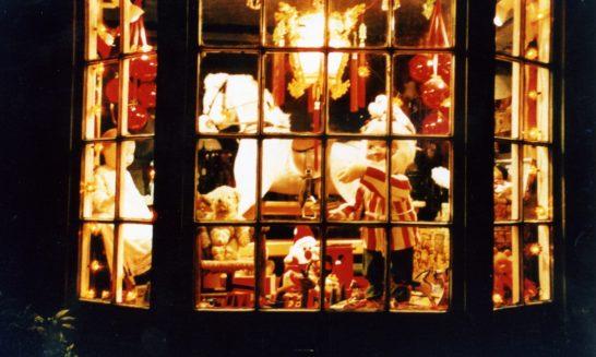 Aldermaston Antiques shop 2008