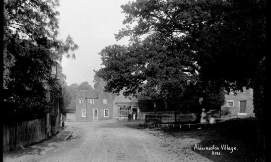 Museum's Aldermaston Archive