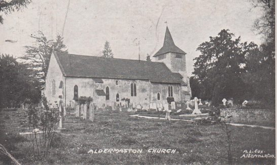 Postcards of Aldermaston