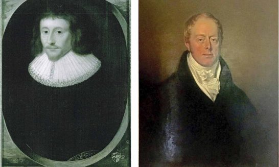 Sir Humphrey Forster and William Congreve- 2