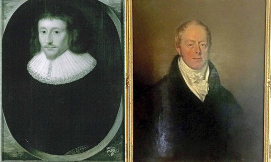 Sir Humphrey Forster and Maj. William Congreve