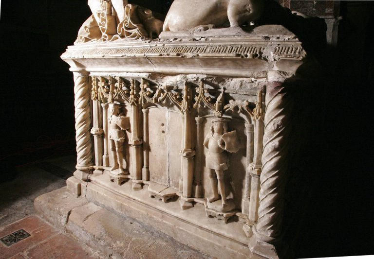 Tomb of Sir George Forster- view 15