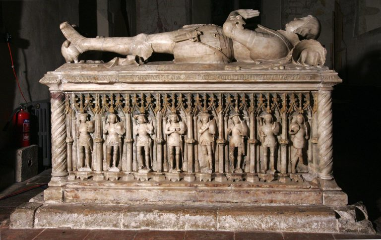 Tomb of Sir George Forster in Aldermaston Church- image 17