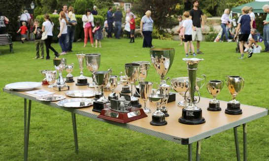 Aldermaston & Wasing Produce Show- Show Trophies