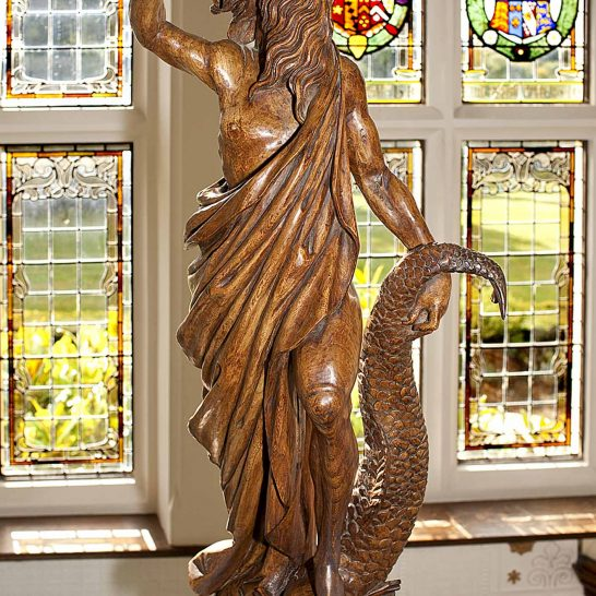 Neptune- now missing his Trident! | Peter Oldridge