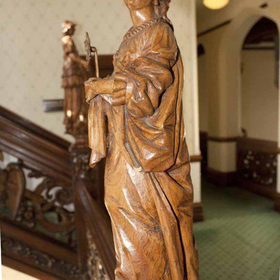 Possibly St Catherine? | Peter Oldridge