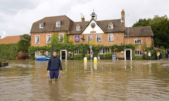 Flood 2007-08