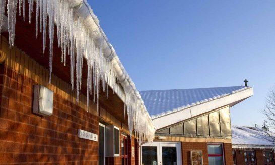 Snowy Aldermaston- The Primary School