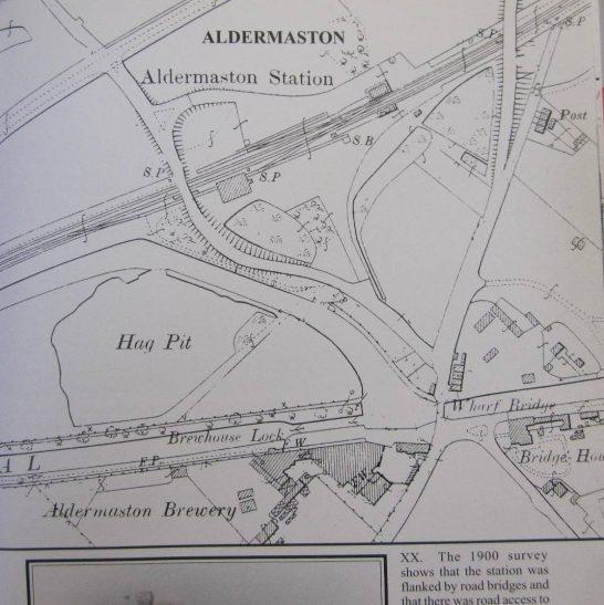 1900 OS map | Middleton Press