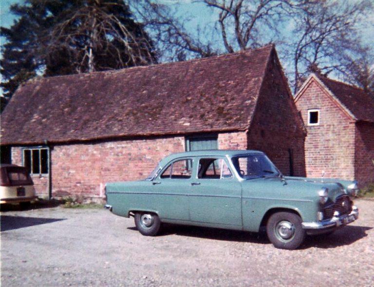 Polly Corbishley - Village Memories 1954-1963 | Polly Corbishley