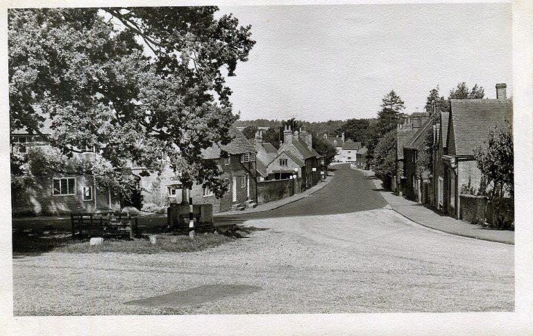 Polly Corbishley - Village Memories 1954-1963