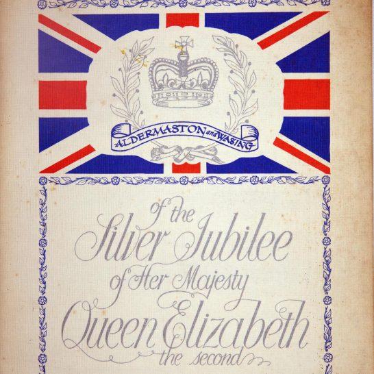 Front Cover 1977 Souvenir Brochure
