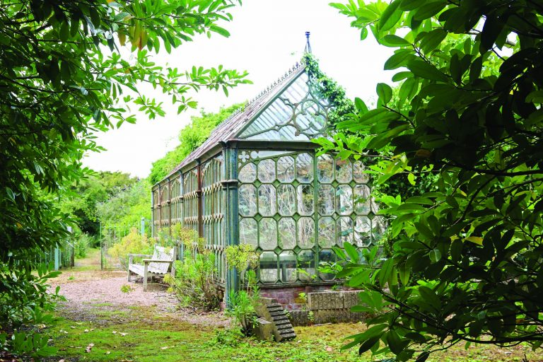 Manor House 1851 Greenhouse | Peter Oldridge