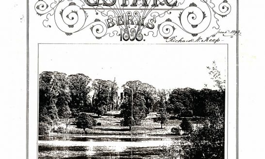 Sale of the Aldermaston Estate in 1893
