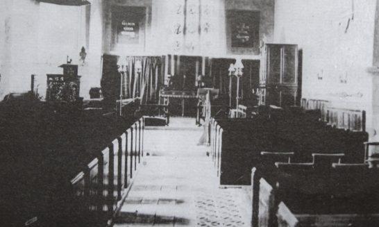 Image of St Mary's Interior c.1896