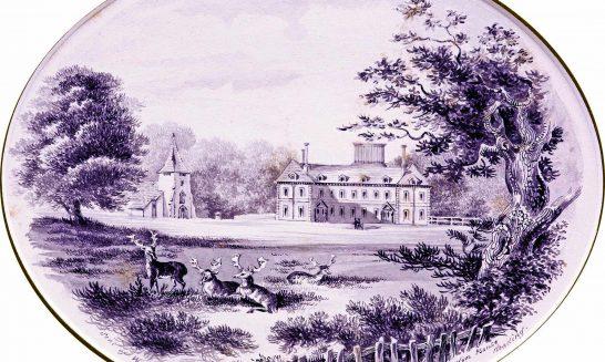 Aldermaston Manor House- 1636