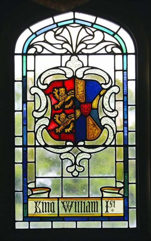 Manor House 1851- Hall window 2 | Peter Oldridge