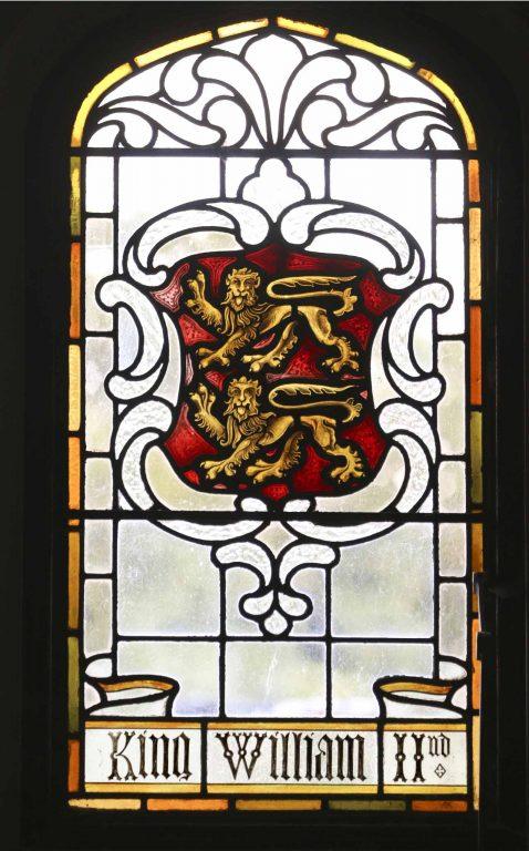 Manor House 1851- Hall window 3 | Peter Oldridge