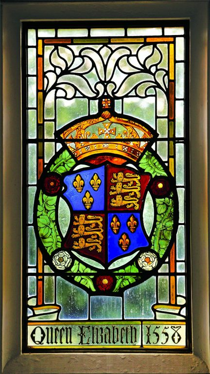 Manor House 1851- Hall window 3 | Peter Oldridge
