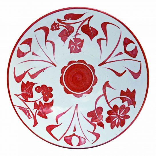 Aldermaston Ceramics Angus & Rosemary front | Alan Caiger- Smith
