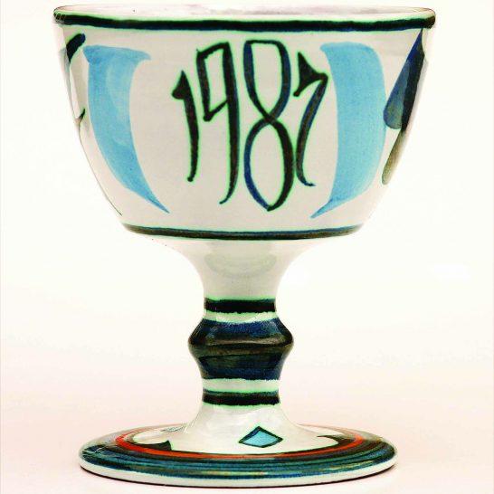Aldermaston Ceramics- Cummunal Chalice