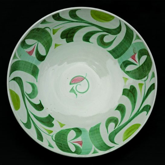 Aldermaston Ceramics- thank-you dish for D. Moore