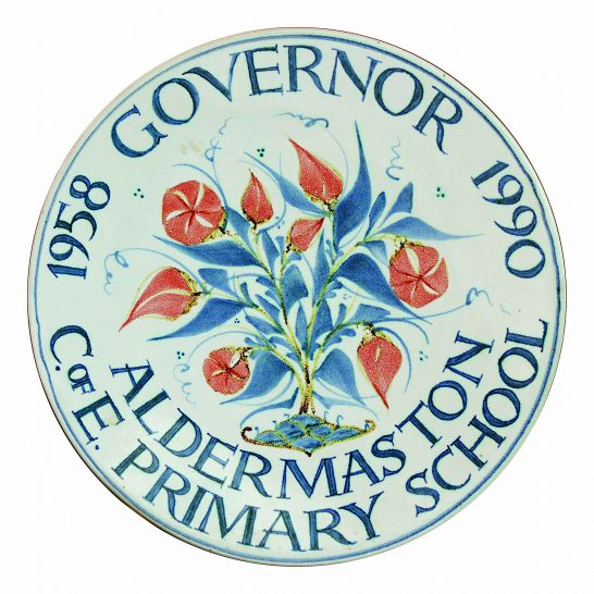 Aldermaston Ceramics Rosemary Governor | Alan Caiger Smith