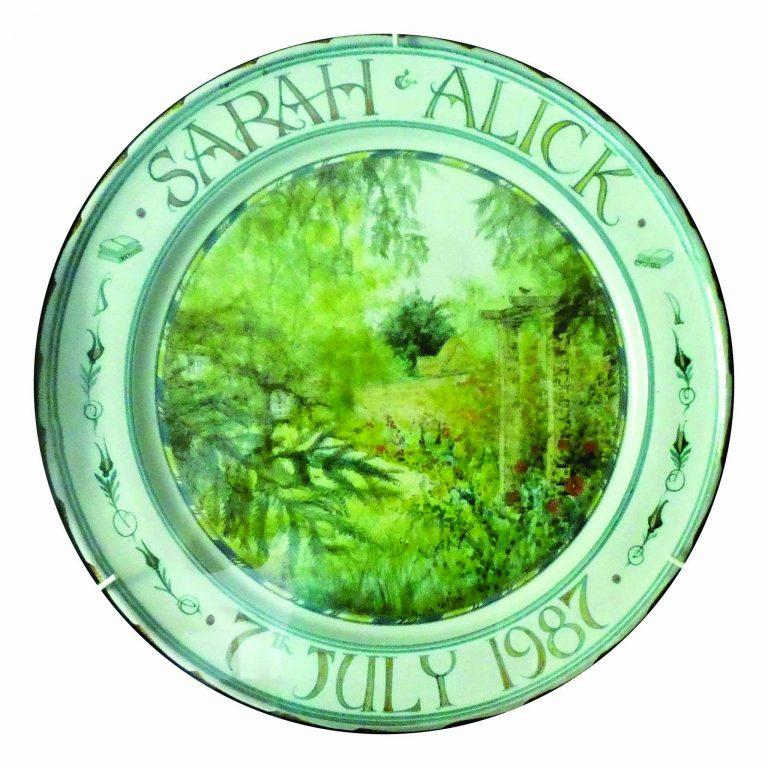 Aldermaston Ceramics- Sarah and Alick 2