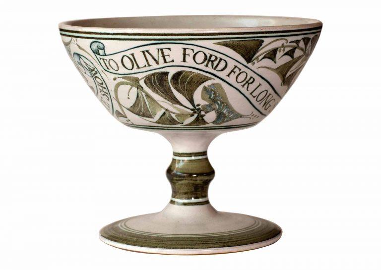 Aldermaston Ceramics- Olive Ford cup 01
