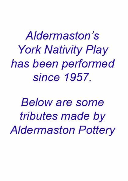 Aldermaston Ceramics- prelude to the YNP