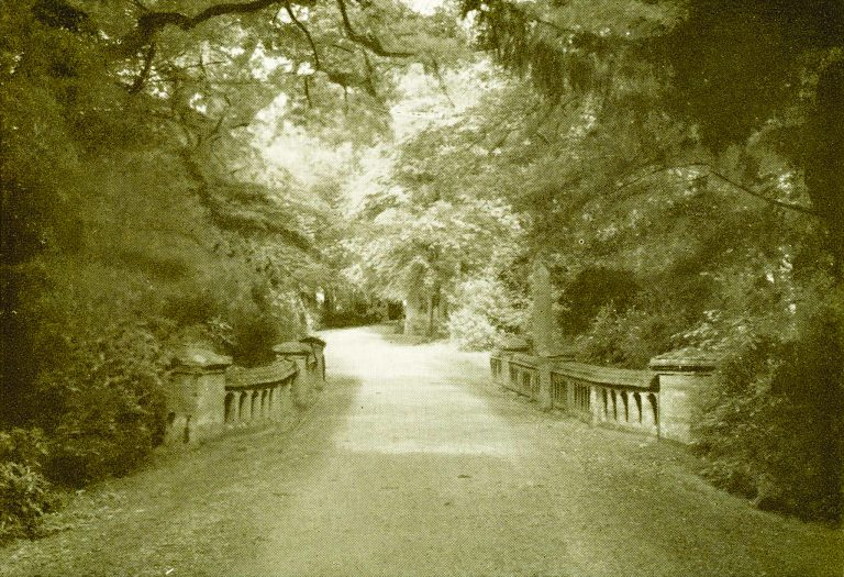 Manor House bridge 1939